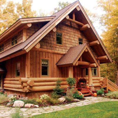 Что необходимо для строительства деревянного сруба?