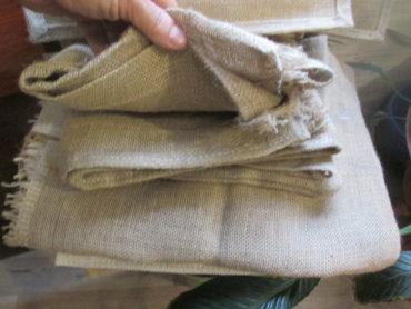 мешки из джута