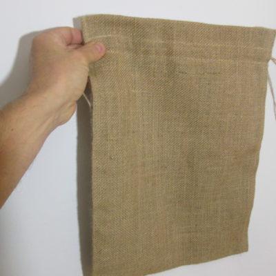 льняной мешок 30х40